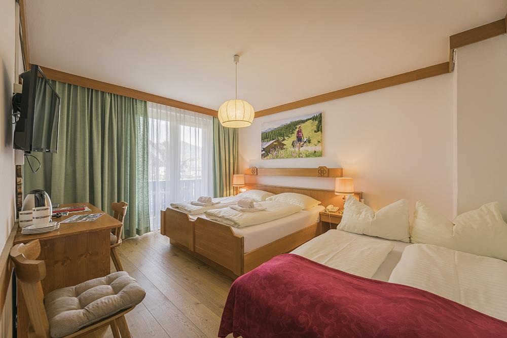 Hotel Ariell – 4-Bett Zimmer