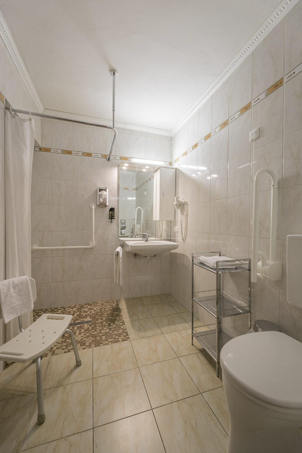 Hotel Ariell – Doppelzimmer barierefrei